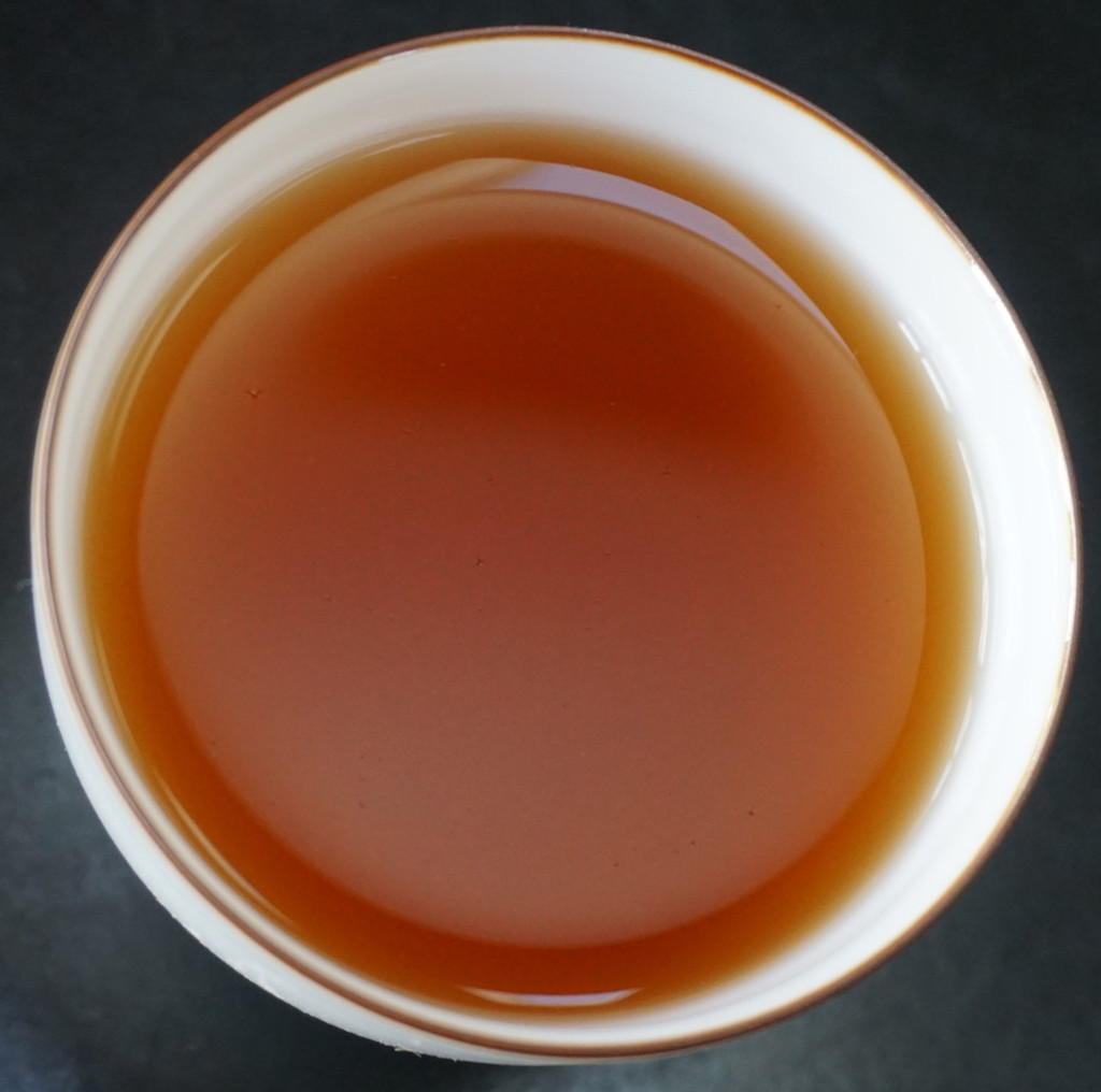 Godless Beauty Oolong Tea soup