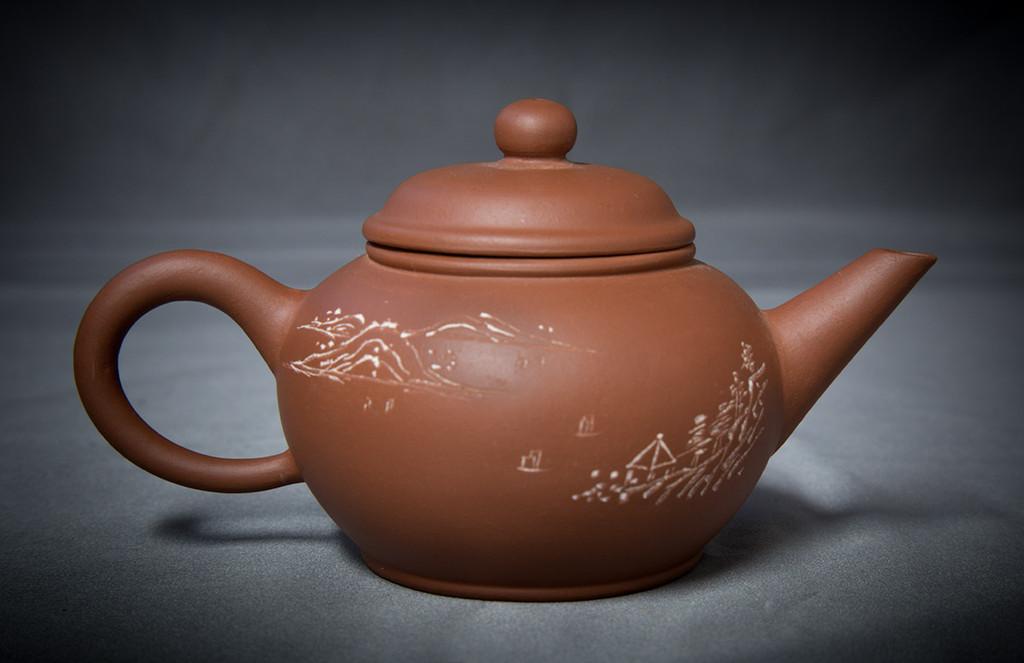 standard yi xing teapot
