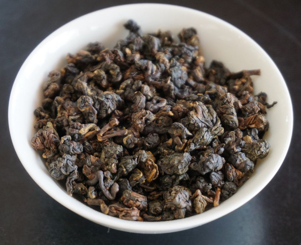 Star Bright Oolong Tea Dry loose leaf
