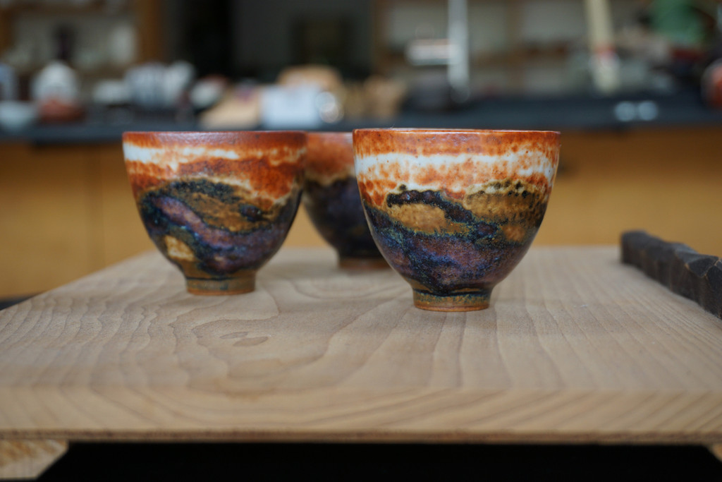 Korean teacup