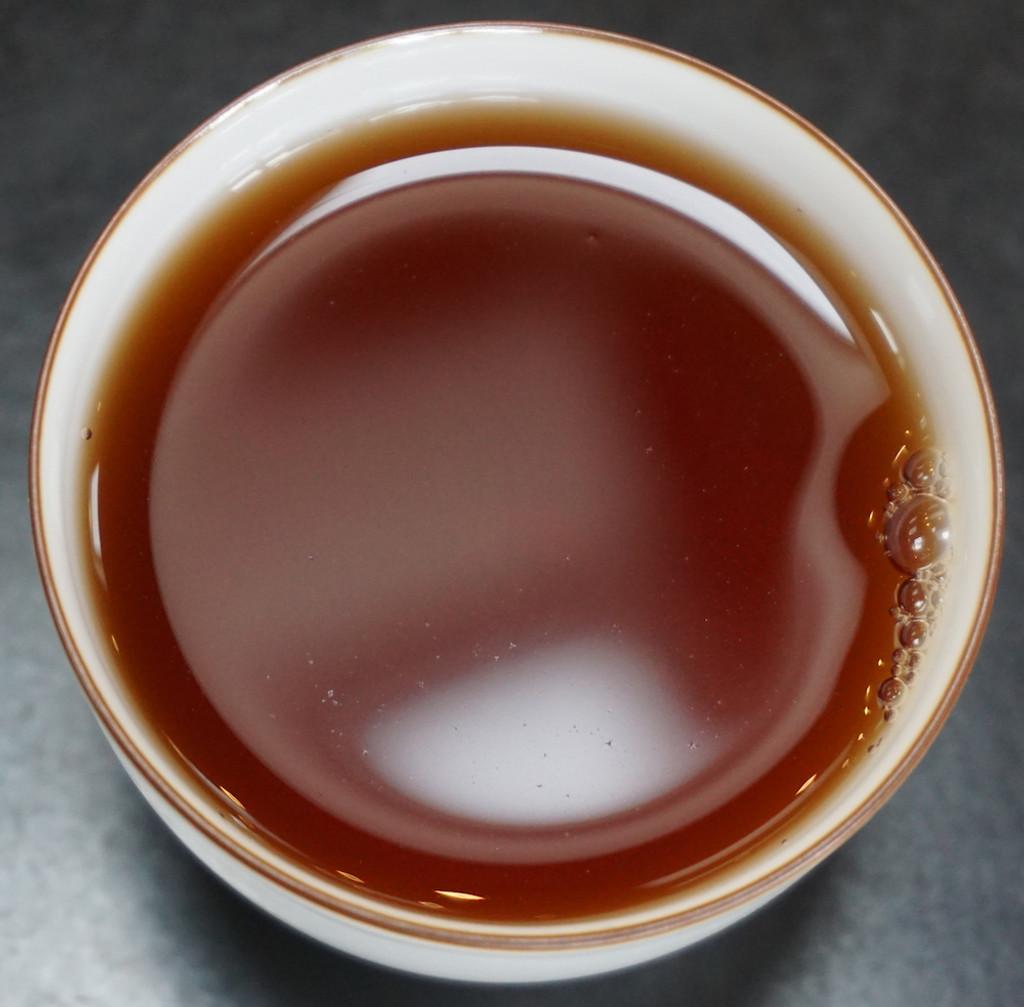 Aged Orange Peel Black Tea