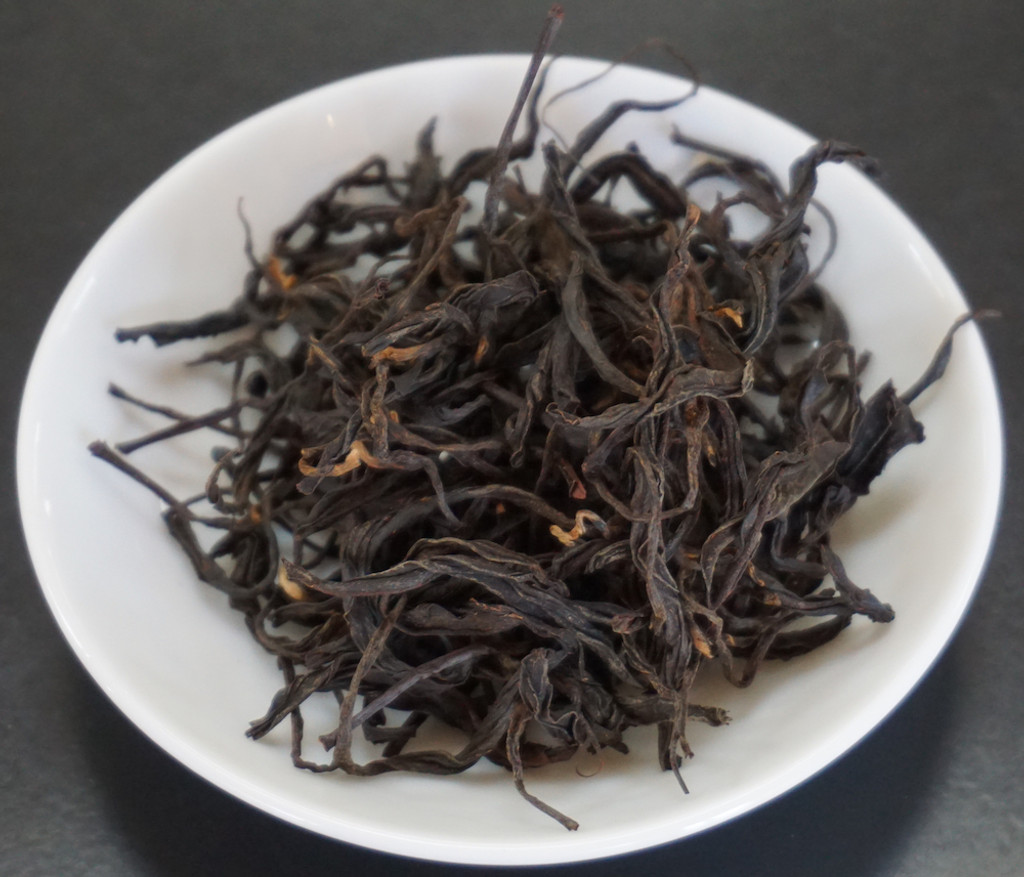 Li Shan Ying Xiang High Mountain Black Tea 2020