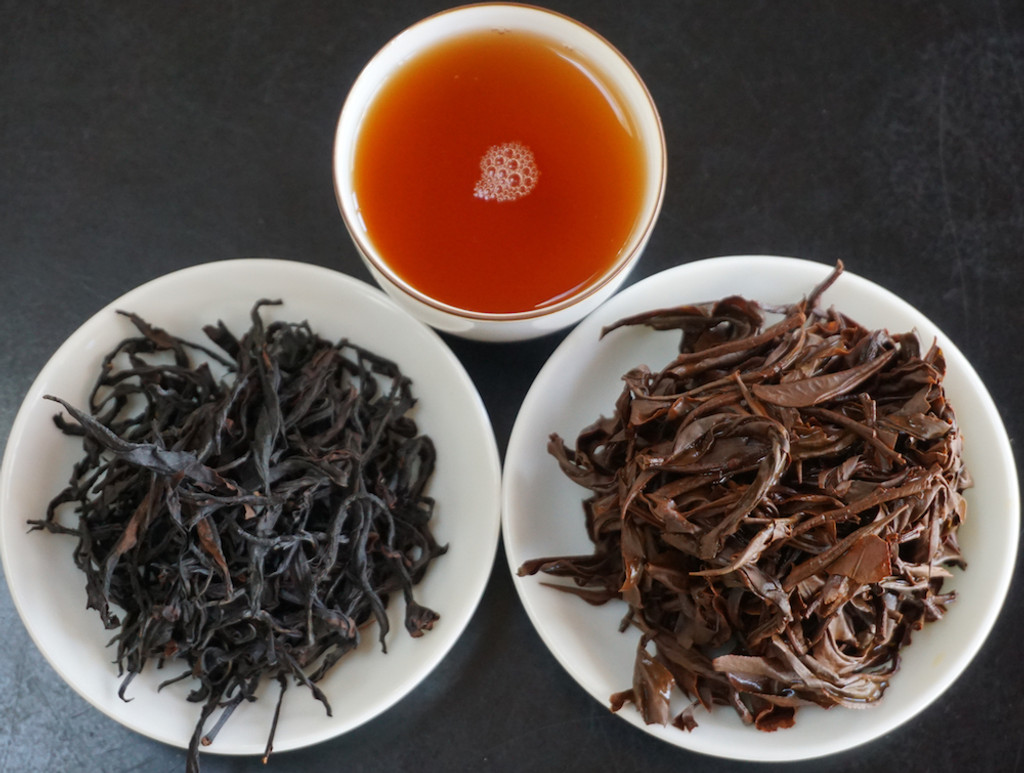 Carnelian black tea ruby 18