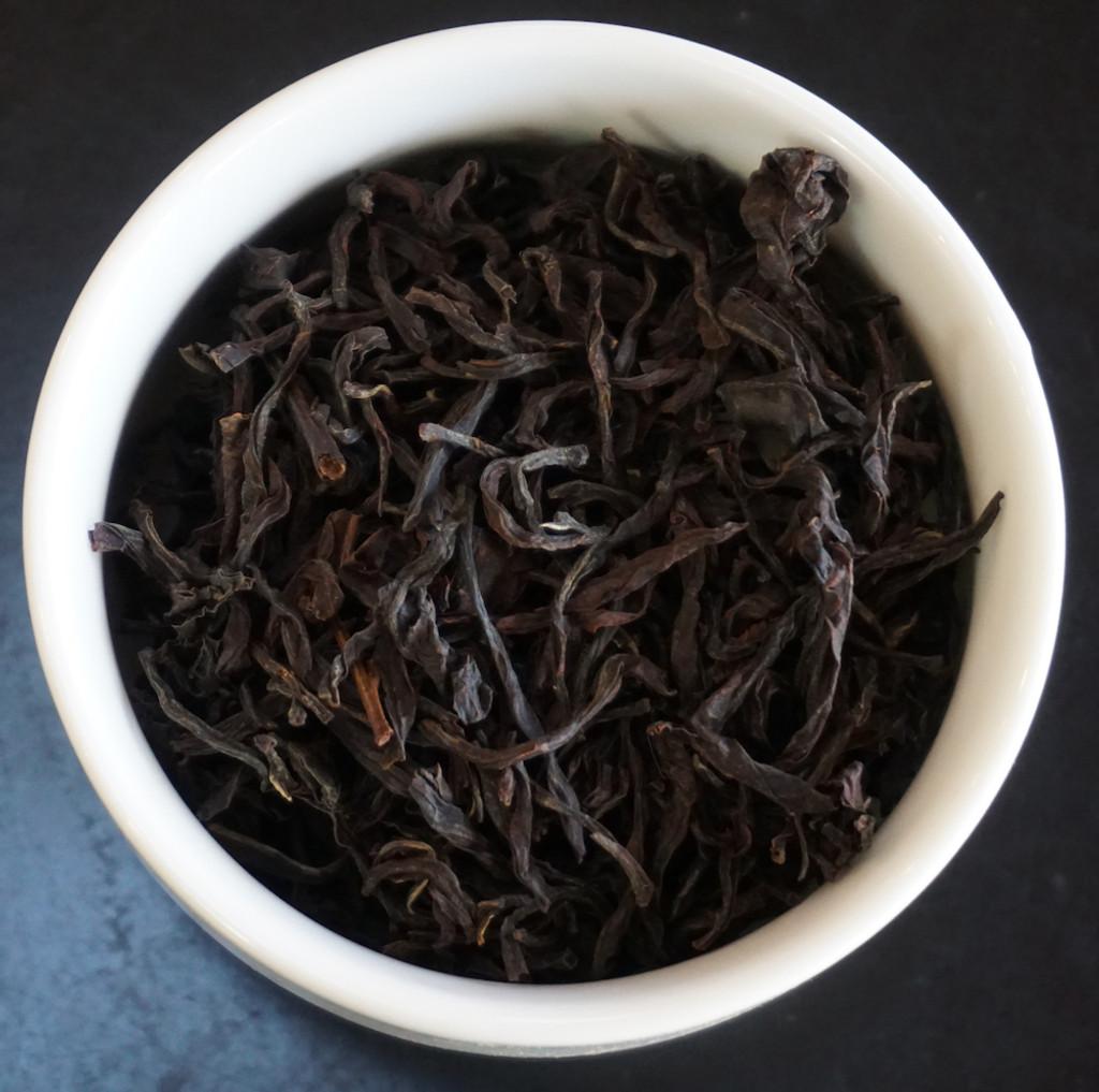Gaba tea  Taiwan red tea Carnelian 18  tea leaf