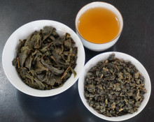 Li Shan 5-18-10 Taiwan Oolong Tea