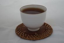 Cup of 2005 liu bao tea