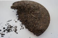 Dark tea cake