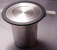 Forlife brew in mug tea infuser with lid