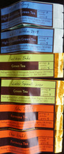 Sample some of our most popular oolong tea