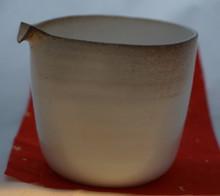 Porcelain tea sharing pitcher