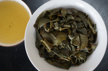 High Mountain Tea Taiwan Green Oolong Hua Gang