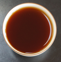 Raw Puer 2005 Da Yi Factory Tea