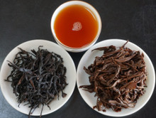 Carnelian black tea ruby 18
