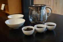 Tea sharing starter set