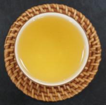 Grapefruit oolong Taiwan tea soup