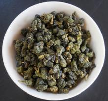 Taiwan Ah Li Shan Oolong Tea leaf