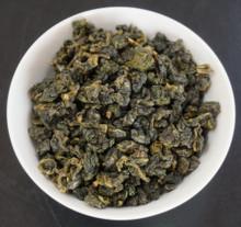 golden lily oolong tea Taiwan