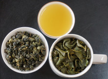 Li Shan Pine Spring 2021 leaf dry/brewed soup