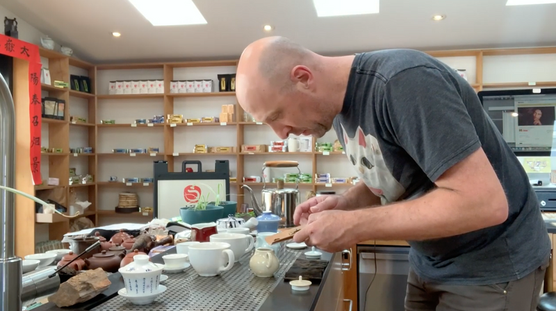 "Practice makes perfect - How to brew ""a perfect cup of tea"" Video 2"