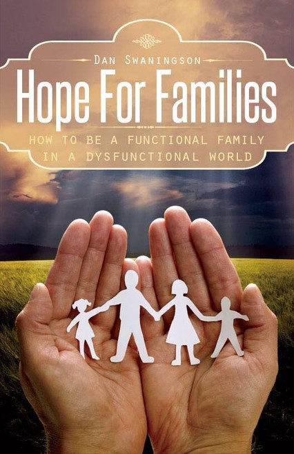 Dan Swaningson Hope For Families Book | Naturally Montana | Red Lodge