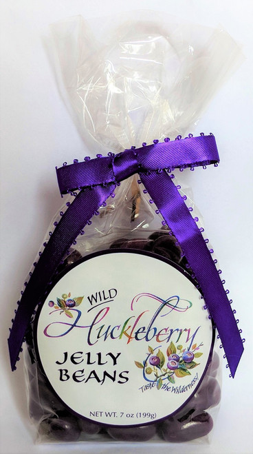 Wild Huckleberry Jelly Beans | Naturally Montana