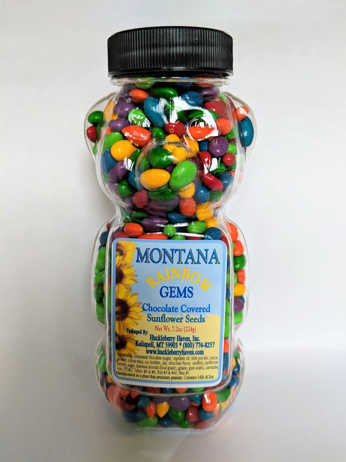 Chocolate Covered Sunflower Seeds | Naturally Montana