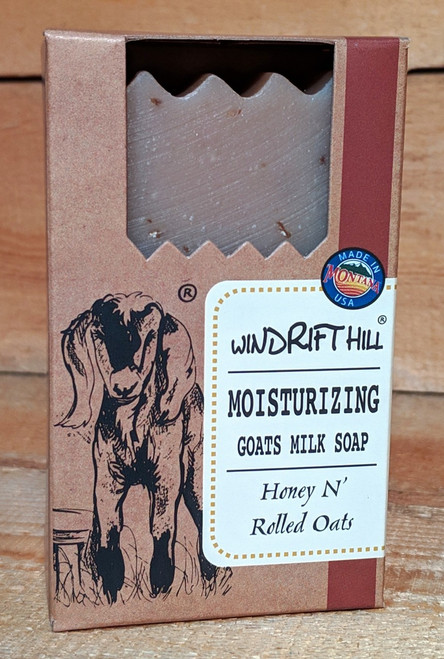 All Natural Goat Milk Soap Bar Naturally Montana