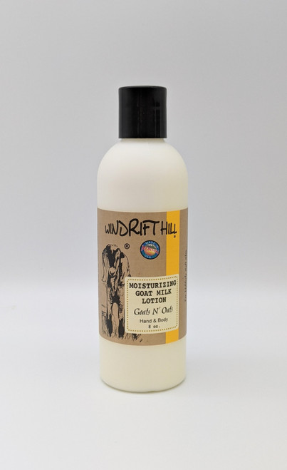 Windrift Hill Goats N' Oats Goat's Milk Lotion | Natural Skincare | Naturally Montana