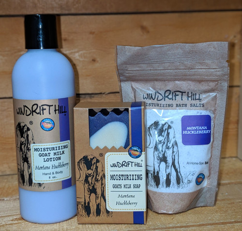 Huckleberry Windrift Hill - SAVINGS PACK | Naturally Montana