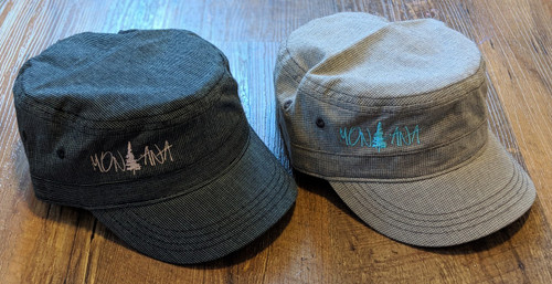 MT Brand Apparel Montana Pine Cadet Hats | Naturally Montana