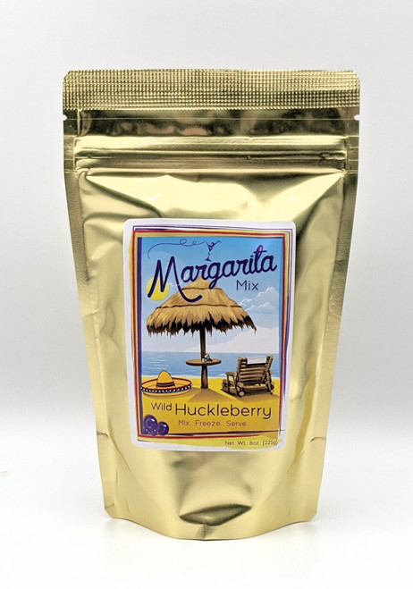 Huckleberry Haven | Wild Huckleberry Margarita Mix | Naturally Montana