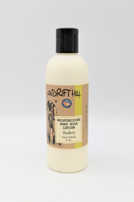 Windrift Hill Pearberry Goat's Milk Lotion | Natural Skincare | Naturally Montana