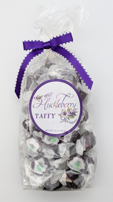 Huckleberry Haven | Wild Huckleberry Taffy | Naturally Montana