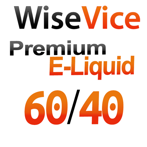 Premium e-liquid, handcrafted just for you, at a 60/40 VG/PG ratio!