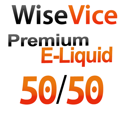 Premium e-liquid, handcrafted just for you, at a 50/50 VG/PG ratio!
