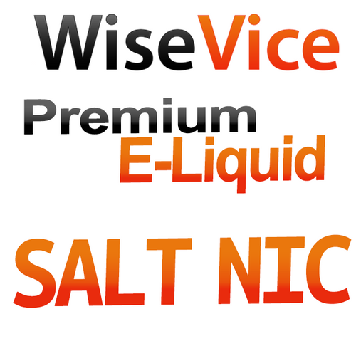 Premium e-liquid, handcrafted just for you, with salt nicotine at a 50/50 VG/PG ratio!