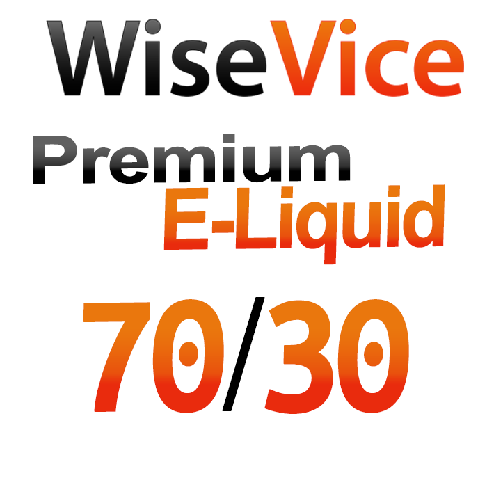 Premium e-liquid, handcrafted just for you, at a 70/30 VG/PG ratio!
