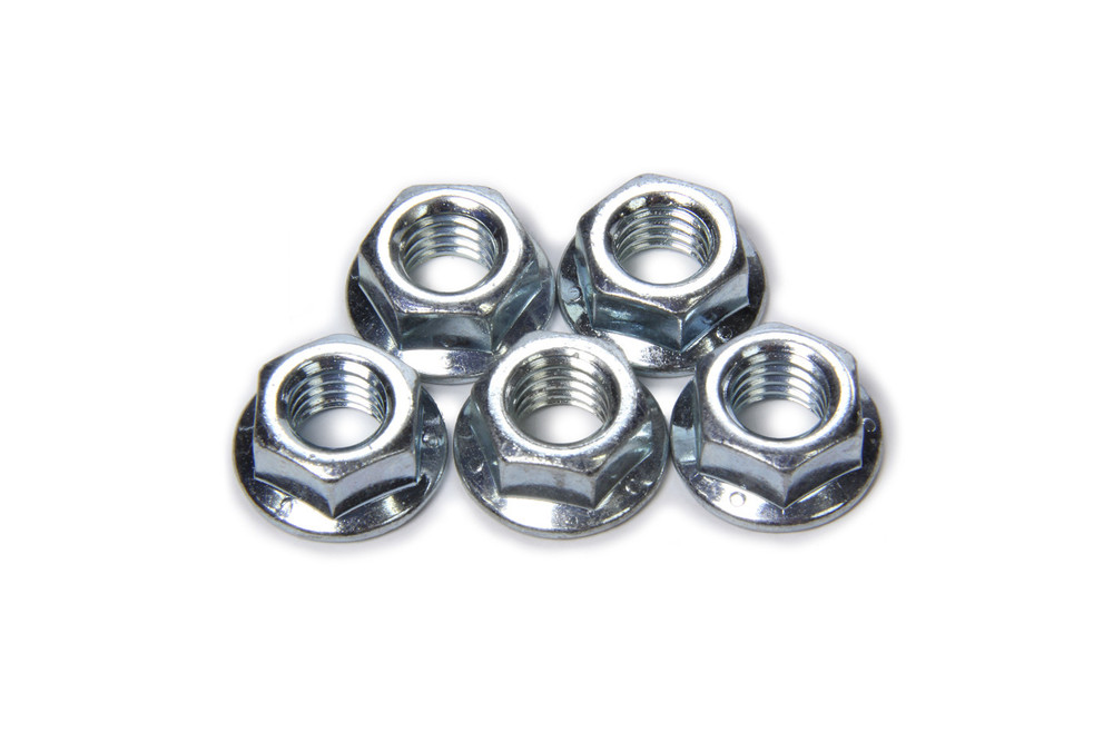 MPD010117 3/8-16 in Thread Nut 5pk MPD Racing