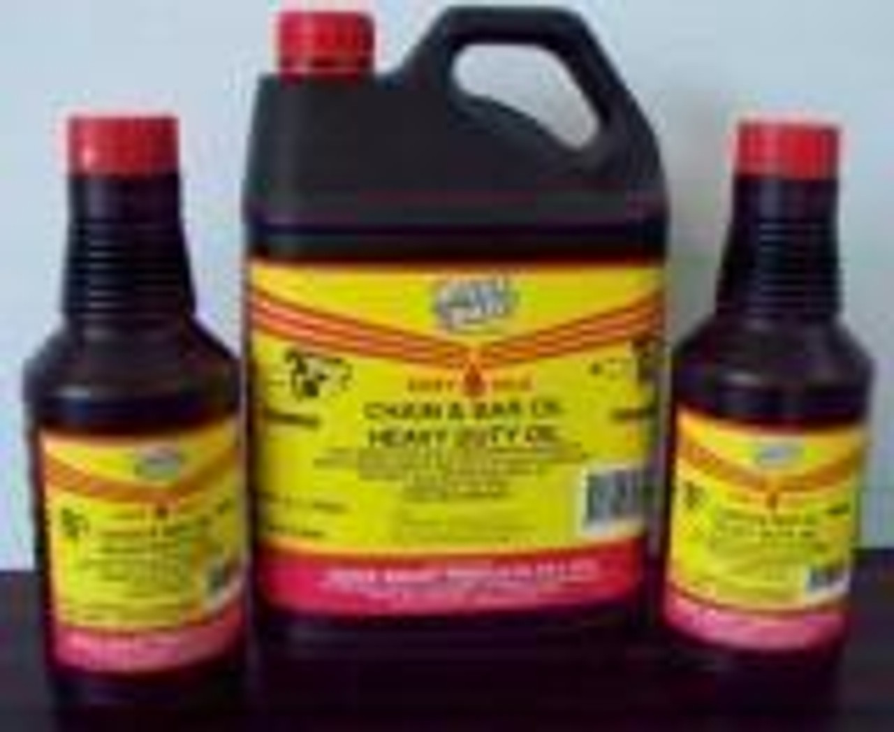 Chain & Bar Oils