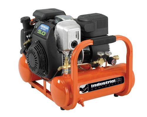 Pontoon 5hp petrol Honda oil-free Air compressor