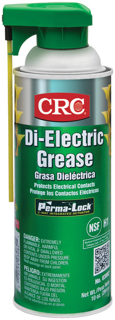 CRC FOOD GRADE DI-ELECTRIC GREASE 284G