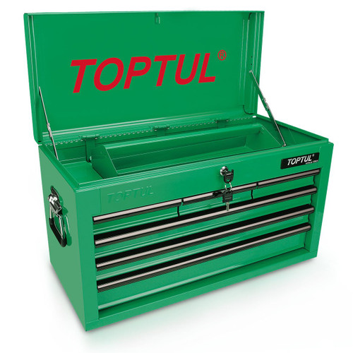 Toptul TBAA0601 6-Drawer Mobile Tool Chest