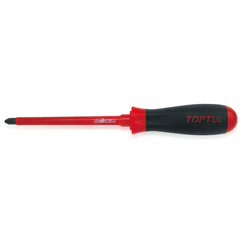 Screwdriver VDE Insulated Slotted