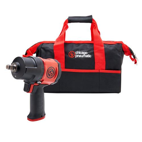 Pistol Grip, Max torque 1250Nm, Composite, Friction ring retainer