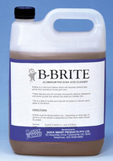 B-Brite Aluminium Cleaner