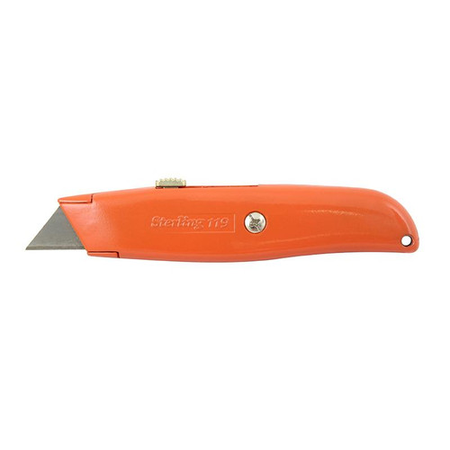 Fluro Retractable Trimming Knife