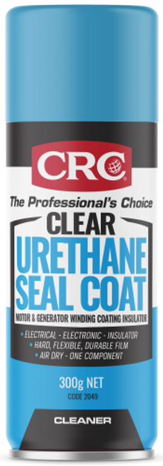 CRC CLEAR URETHANE SEAL COAT 300G