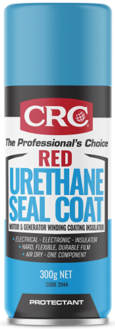 CRC RED URETHANE SEAL COAT 300G