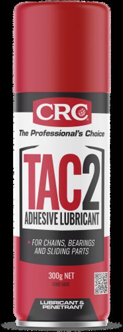 CRC TAC2 ADHESIVE LUBRICANT 300G