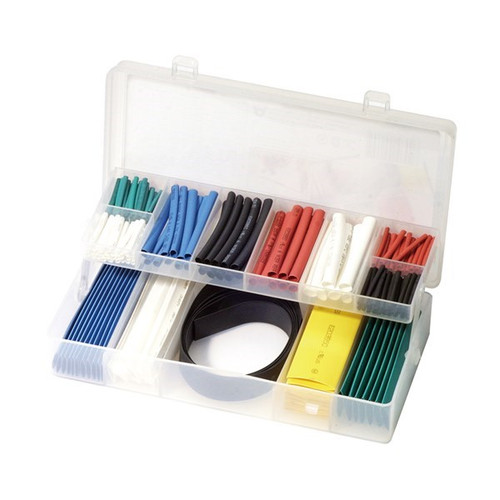 BS1030 - HEAT SHRINK TUBE SET 171PC